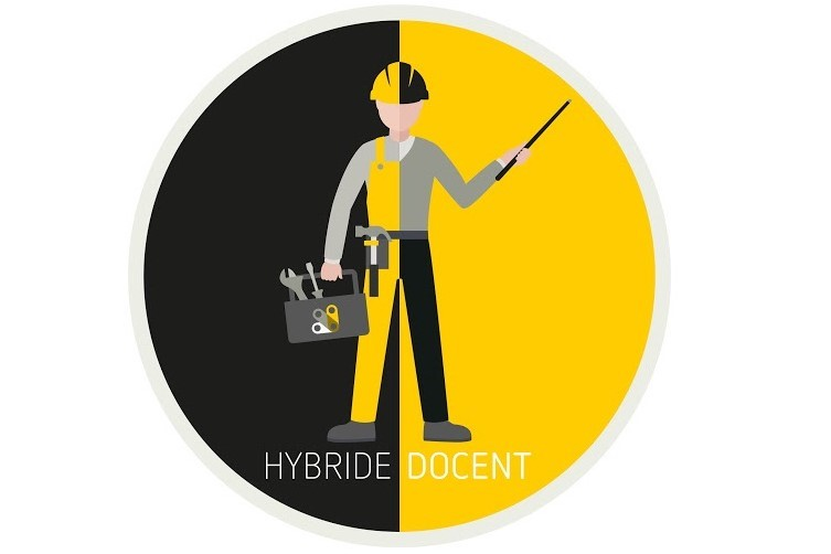 hybride docent-breed